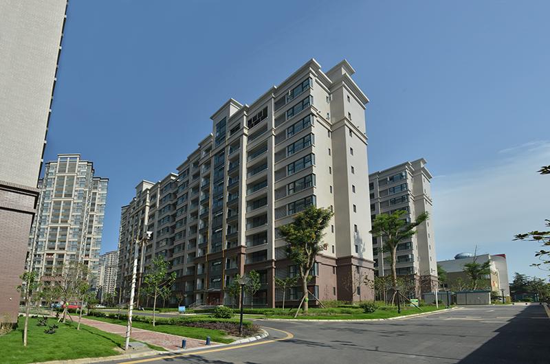 枫璟398A区三期5-7#工程